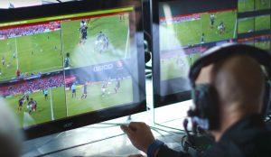 เทคโนโลยีตัดสินฟุตบอล